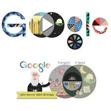 Birthday Venn Diagram Venn Diagram Google Doodle Popsugar Tech