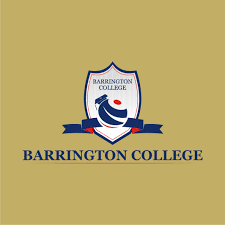 Barrington Design Upmarket Professional University Logo Design For