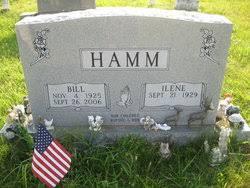 "William ""Bill"" Hamm (1925-2006) - Find A Grave Memorial"