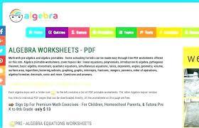 solving equations worksheets maths linear worksheet algebraic tes