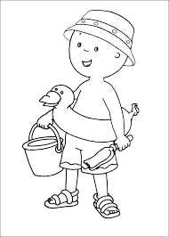 Caillou Coloring Pages Coloring Page Pictures Valentinamionme