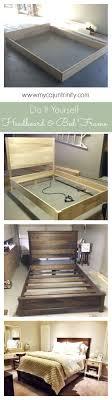 Diy Wood Headboard Best 25 Diy Headboard Wood Ideas Only On Pinterest Barn Wood