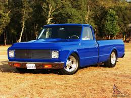 1972 Chevrolet C10 Pickup 350ci Supercharged