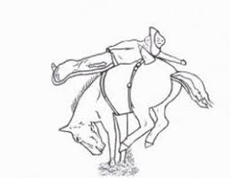 Small Picture Rodeo Coloring Pages Free Printables Cowboys And Cowgirls