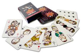 Атлас карточных игр