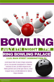 220 Customizable Design Templates For Bowling Postermywall