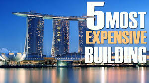 Top 5 Most Expensive Building in The World 2017 -The Most Expensive Thing  on Earth - Top List Ever