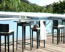 outdoor bar table and chairs. Outdoor Bar Height Table And Chairs Pub Sets Patio Set New .