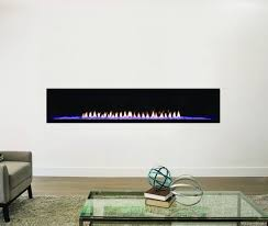 boulevard 60 inch vent free linear fireplace