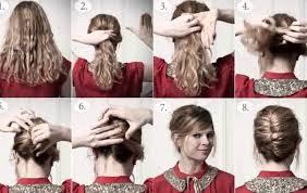 Peinados Pelo Largo Rizado Paso A Paso