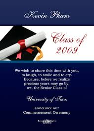 sample graduation invitations sample graduation invitation dhavalthakur com