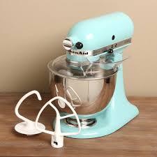 ice blue kitchenaid mixer. KitchenAid Artisan 5 Quart Stand Mixer (Ice Blue) -KSM150PSIC Ice Blue Kitchenaid S