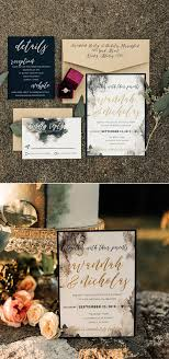 Wedding Card Collage 10 Hot Wedding Invitation Trends You Need To Know For 2018