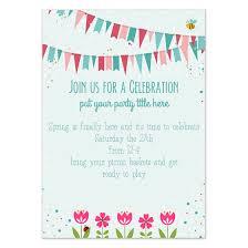 celebration invite spring fling celebration invite invitations cards on