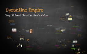Byzantine Empire By Tony Bao On Prezi