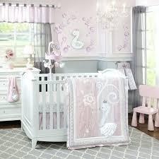 cotton tales bedding lambs ivy swan lake 6 piece baby nursery crib bedding set w per cotton tales bedding