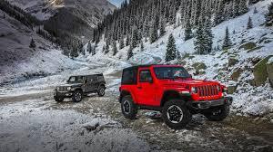 Jeep Wrangler Model Comparison Chart 2018 Jeep Wrangler Trims Sport Vs Sport S Vs Sahara Vs