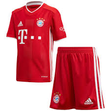 This collection of bayern munich kits includes home, away, and 3rd kits, along with matching shorts and socks to let you completely look like one of the pros. Fc Bayern Munich 20 21 Authentic Home Kit By Adidas Buy Arrive