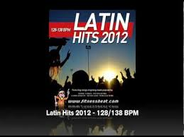 Latin Charts 2012 Latin Hits 2012 128 130 Bpm Fitness Beat