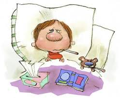 Image result for is it a cold or the flu