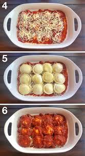 lazy lasagna just 3 ings