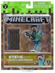 Купить <b>Игровой набор</b> Jazwares <b>Minecraft</b> Стив в кольчуге 16493 ...