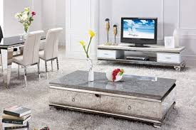 Modern Glass Coffee Table For Living Room Tedxumkc Decoration Glass Living  Room Table Sets