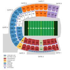 Ford Stadium Seating Chart Gerald J Ford Stadium Dallas Tickets Schedule Seating