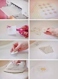 make it daisy print t shirt diy free printable