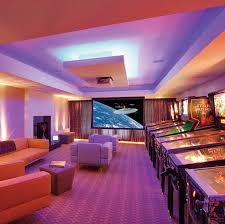 game room lighting ideas. 50 best man cave ideas and designs for 2016 game room lighting