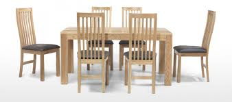 solid wood dining table and 6 chairs best gallery of tables furniture magnificent