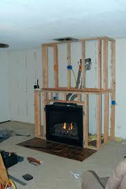 how to build electric fireplace surround amazing andmaking with mantel and built ins mantels electric fireplace