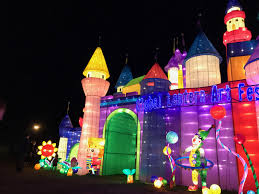 Festival Of Lights Canterbury Lantern Light Festival Celebrates Chinese Culture At