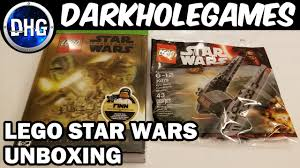 lego starwars the force awakens deluxe edition unboxing xbox one edition