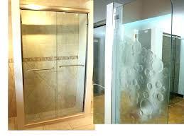 glass shower door cleaner glass shower door cleaner showers glass shower door catchy best diy glass
