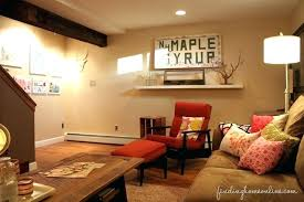 rustic family room decor ideas wall two story decorating basement designs decoration design delectable b