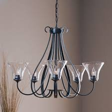 nice simple glass chandelier interior simple glass froze chandelier with gold shade fileove