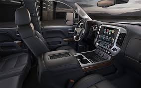 2018 chevrolet hd trucks. exellent trucks interior photo of the capable and refined 2018 sierra 3500hd heavyduty  pickup truck on chevrolet hd trucks