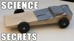pinewood derby race cars easy pinewood derby car wins using science youtube