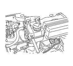 Chevrolet array repair instructions radiator surge tank replacement 2005 rh repairprocedures