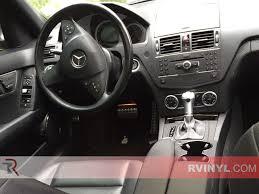 Mercedes C-Class 2008-2011 Dash Kits | DIY Dash Trim Kit