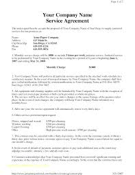 Cleaning Contract Templates Housecleaning Contract Cleaning Security Contract Format Free