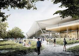 google office vancouver. BIG And Heatherwick Rework Google HQ Design For Smaller Mountain View Site Office Vancouver