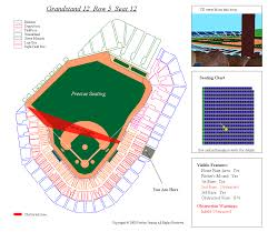 Fenway Seating Chart Pavilion Box Fenway Park Seating Chart Precise Seating Llc Samples