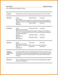 Libreoffice Letter Template Curriculum Vitae Libreoffice Extensions And Templates Website Resume