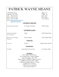 PATRICK WAYNE MEANS 1109 Mountain Road Height: 6'1 Charleston, WV 25303