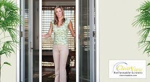 clearview retractable screen doors clearview retractable screen doors r9