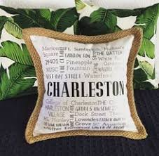 charleston pillow the perfect gift carolina pride charleston south carolina charleston homes