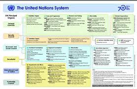 United Nations Organizational Chart