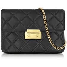 Michael Kors Michael - Quilted Leather Sloan Bag - Polyvore & Michael Kors Michael - Quilted Leather Sloan Bag Adamdwight.com